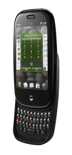 2009_Palm_Pre_keyboard