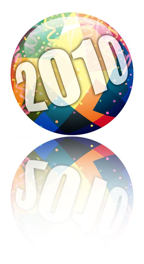 2010 ball