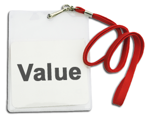 Value-Badge